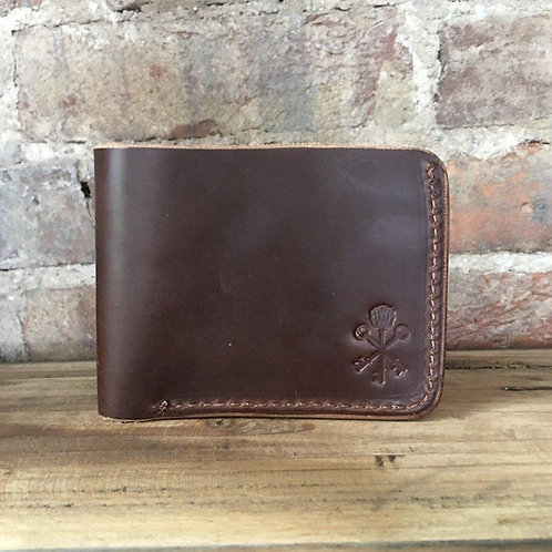 Pappy Keys Genuine Leather Bifold Wallet