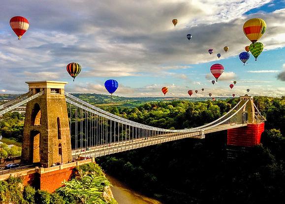 The international balloon fiesta is an a