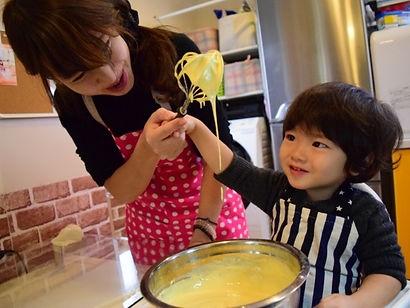 食育エデュケーションリーダーの仕事 親子料理教室講師