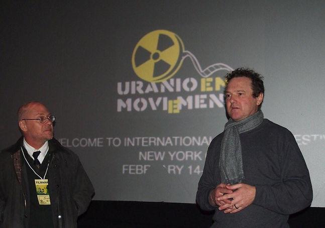 Diretor do festival Norbert Suchanek (es