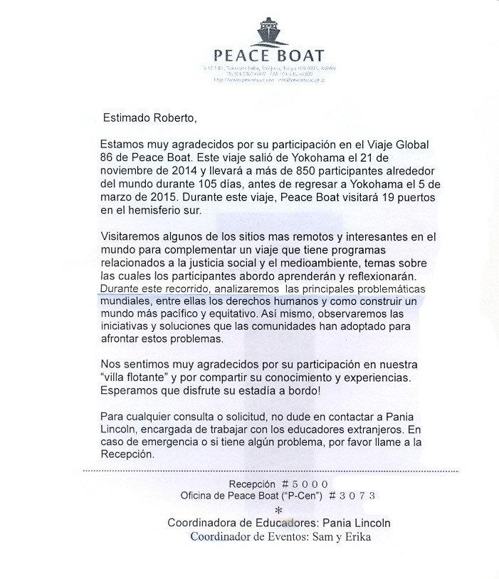 Bienvenido Roberto al P Boat.jpg