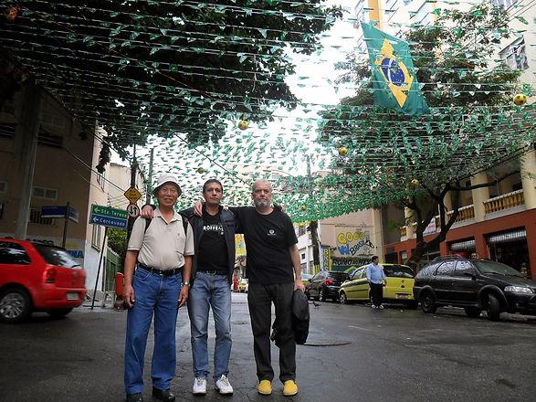 IUFF estreno 1102 Con Bonko y  Claudio.j