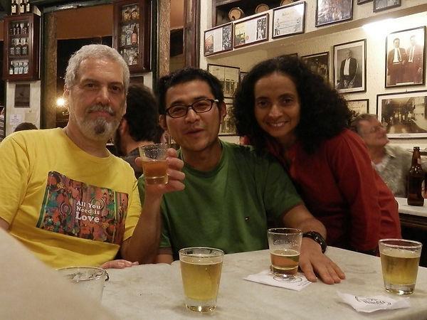 Bar de gomes com Marcia e Dir Japones.jp