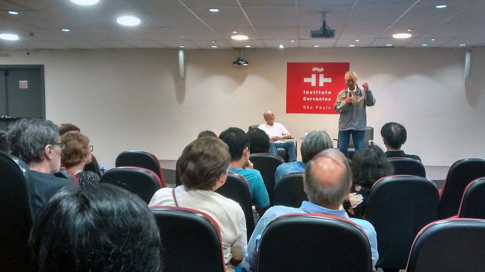 Instituto Cervantes 18-10-18 Sr Bonkohar