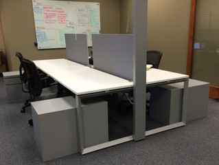 Staffscapes chooses Legacy Designs Inc. for their recent office expansion.