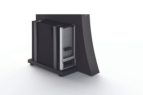 Part# 32087+12765  CPU Pedestal w/ velcro strap