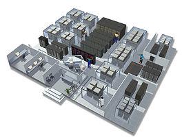 Data Center Siteplan