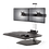 Thumbnail: WNST-2-FS  Winston Dual Freestanding Sit-Stand