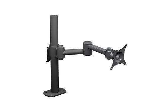 W6491  Single Monitor Articulating Arm