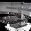 Thumbnail: WNSTE-3 Winston-E Sit-Stand Workstation Triple Monitor Mount