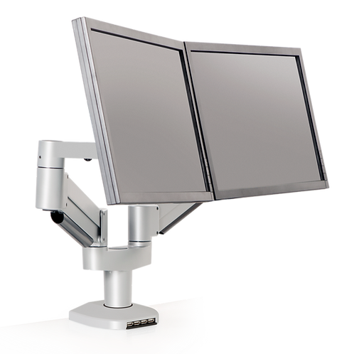 7000-800-8408  Dual Articulating Monitor Arm