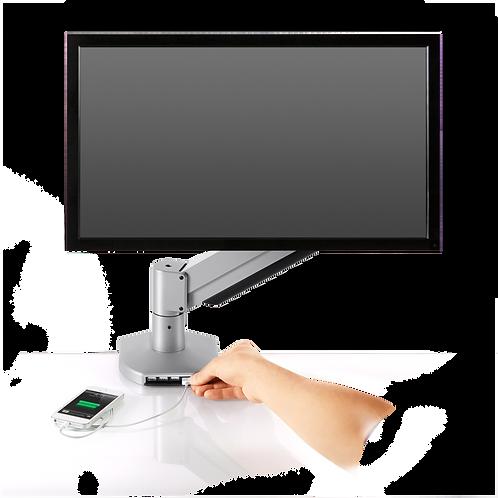 7000-800-USB  Articulating Monitor Arm