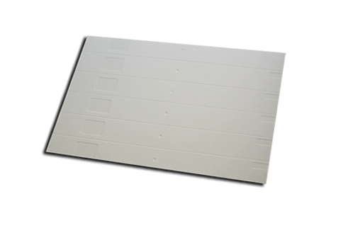 EZIBlank Blanking Panels (White, pack of 10)