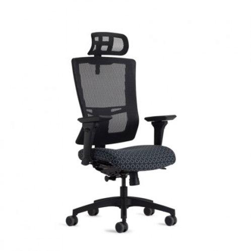 AF509 Affirm Simple High Back w/ Head Rest