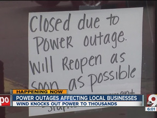 Is Your Business At Risk During Power Failure
