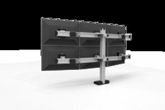 BILD-3/3-TM  3over3 w/ static column - thru mount