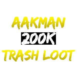 AAKMAN X40 LUCKY SCROLLS