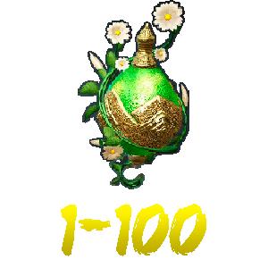 Energy Points 1-100
