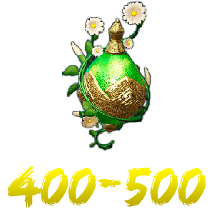 Energy Points 400-500