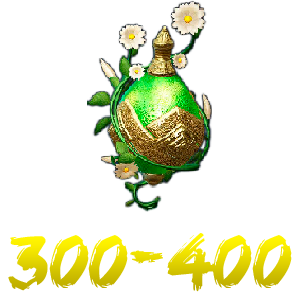 Energy Points 300-400