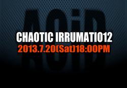 CHAOTIC IRRUMATIO12