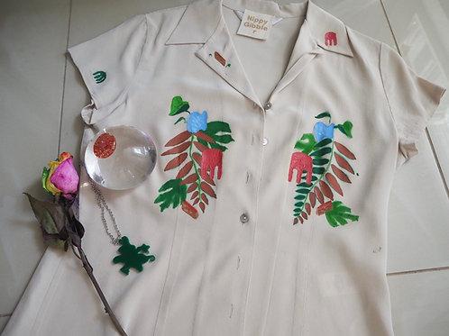 Nature blouse