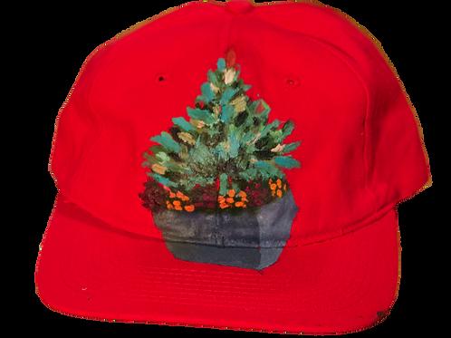 Spruce & mums hat