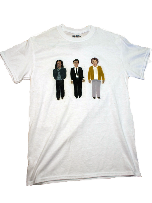 Three Coopers t-shirt