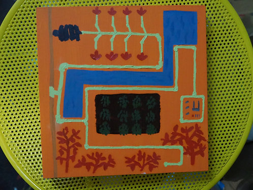 Irrigation Painting