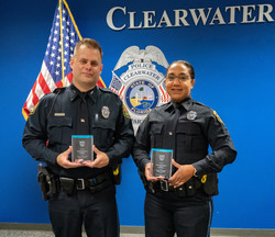 Local Law Enforcement Officer Award Winners