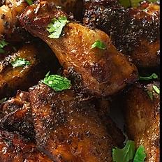 Caribbean Spicy Wings
