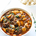 Oxtail & White Beans