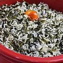 Caribbean Spinach Rice