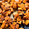 Jamaican Spicy Roasted Potatoes