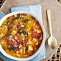 Caribbean Vegetable Soup