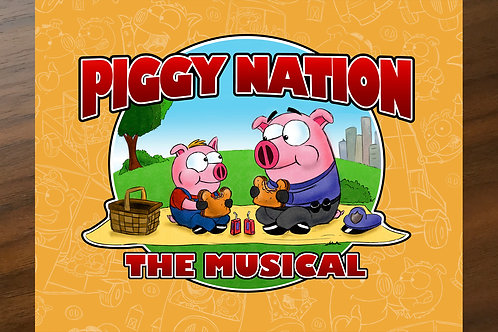 Piggy Nation Soundtrack
