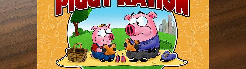 Piggy Nation Soundtrack
