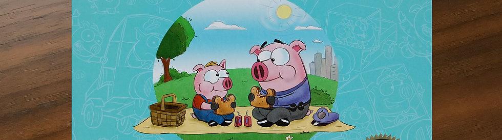 Piggy Nation Picture Book