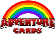 Adventure Cards logo - 6 color rainbow.p