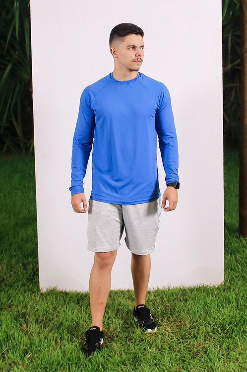 Blusa de proteção UV