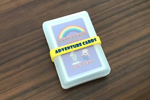 Adventure Cards Plus