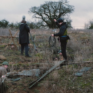 Day 3 Filming 'Divided We Stand'