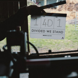 Day 1 & 2 Filming 'Divided We Stand'