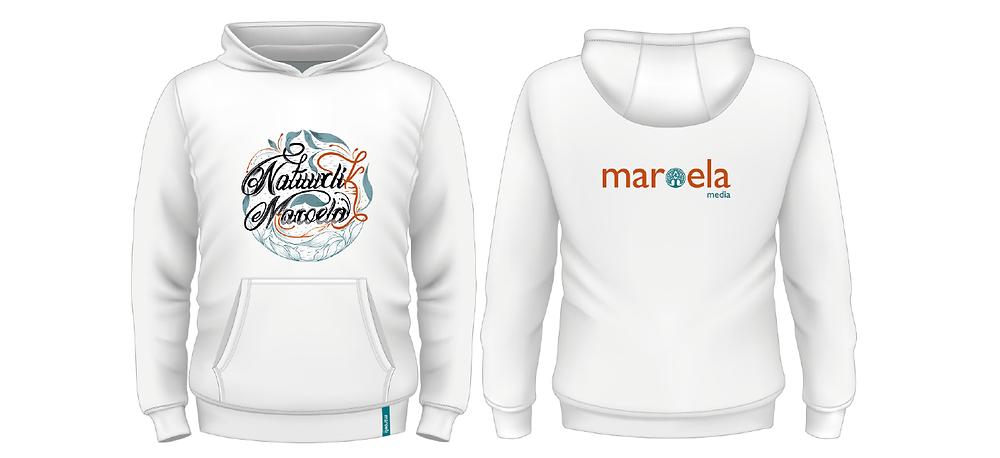 Maroela Natuurlik Maroela hoodie design