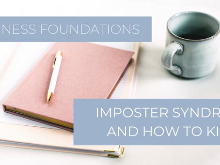 Imposter Syndrome and How to Kick It!
