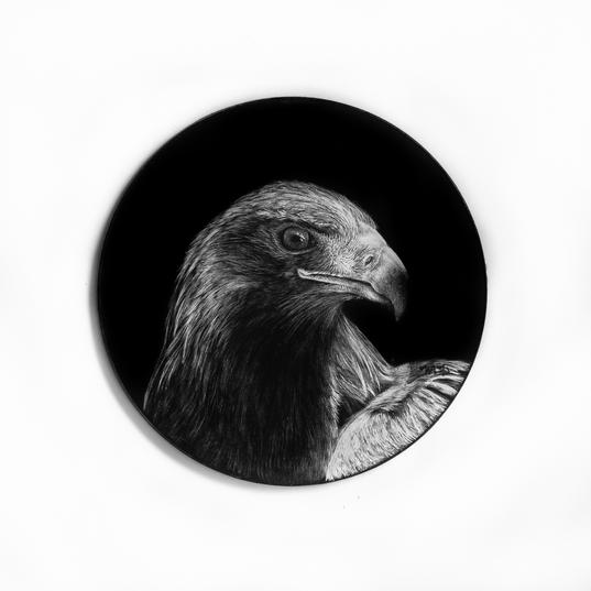 Bird - Golden Eagle - ornament.jpg