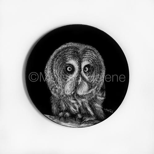 Great Grey Owl | Ornament