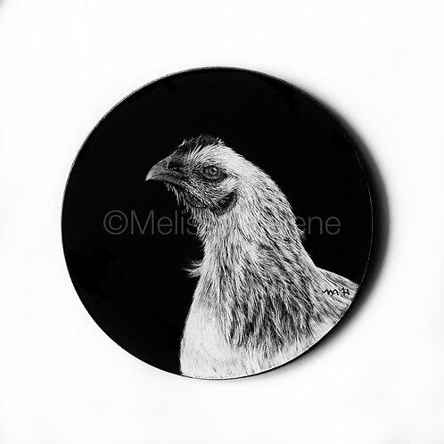 Chicken 02   Ornament