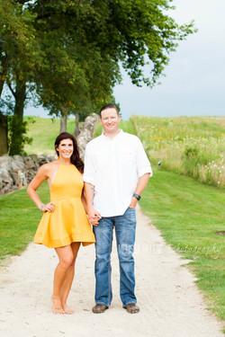 Katie + Brad