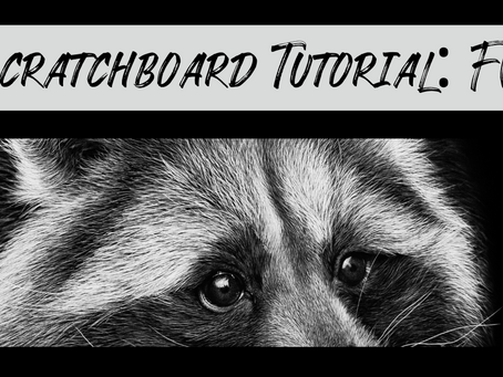 Scratchboard Tutorial: Creating Realistic and Soft Fur Textures